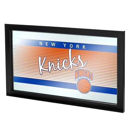 New York Knicks Hardwood Classics Framed Logo Wall Art