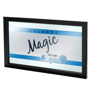 Orlando Magic Hardwood Classics Framed Logo Wall Art