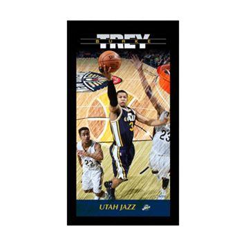 Steiner Sports Utah Jazz Trey Burke 10