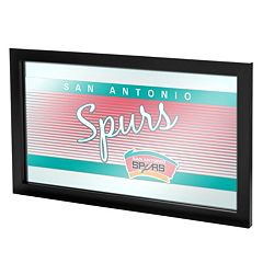San Antonio Spurs Hardwood Classics Framed Logo Wall Art