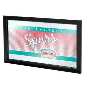 San Antonio Spurs Hardwood Classics Framed Logo Wall Art