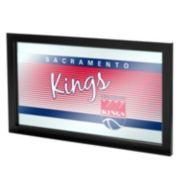 Sacramento Kings Hardwood Classics Framed Logo Wall Art