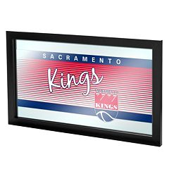 Sacramento Kings Hardwood Classics Framed Logo Wall Art
