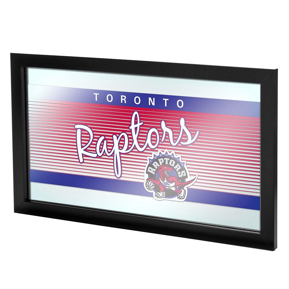 Toronto Raptors Hardwood Classics Framed Logo Wall Art