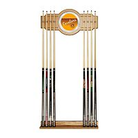 Cleveland Cavaliers Hardwood Classics Billiard Cue Rack with Mirror