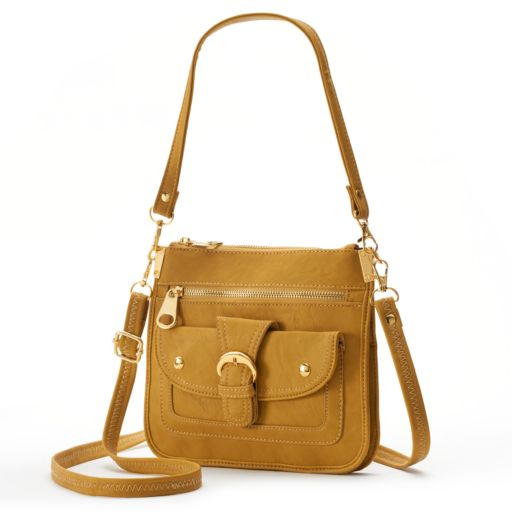 Mellow World Hipster Convertible Crossbody Bag