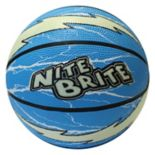 Baden 28.5-in. Nite Brite Lightning Glow-In-The-Dark Basketball - Men's