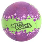 Baden Nite Brite Stars Glow-In-The-Dark Size 4 Soccer Ball