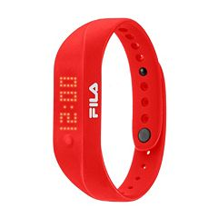 FILA Tracker 901 Pro Activity & Sleep Wristband with Clip