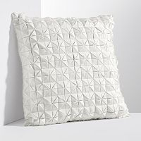 Simply Vera Vera Wang Origami Throw Pillow