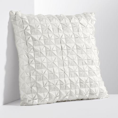 Simply Vera Vera Wang Origami Throw Pillow