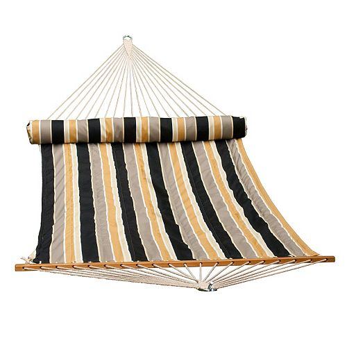 Algoma 13-ft. Quilted Striped Hammock