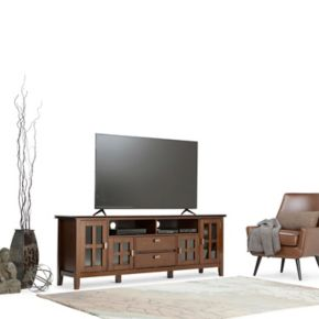 Simpli Home Artisan 72-in. TV Stand