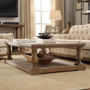 HomeVance Jefferson Cocktail Table