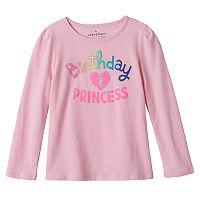 Girls 4-7 Jumping Beans® Birthday Tee
