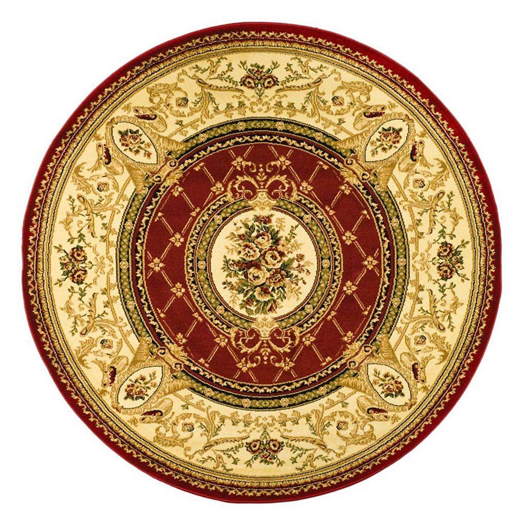 Safavieh Lyndhurst Framed Floral Rug