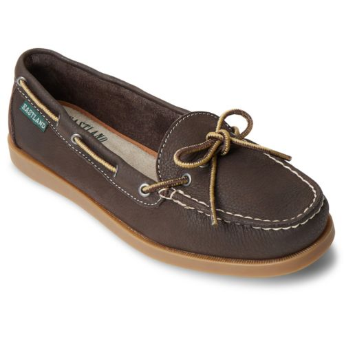 eastland yarmouth s slip on leather boat shoes