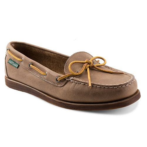 0c053a61ca Eastland Yarmouth Women s Slip-On Leather Boat Shoes