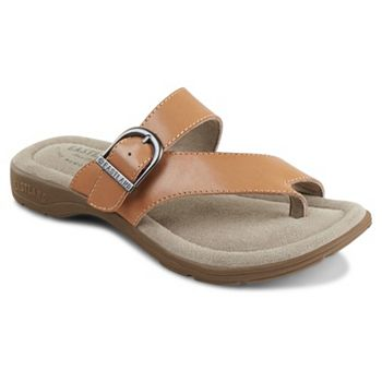 Eastland Tahiti II Women's ... Adjustable Thong Sandals 9W0YrxwNB