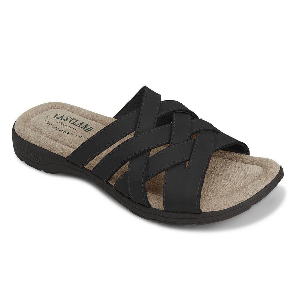 Eastland Hazel Women's Strappy Slide Sandals