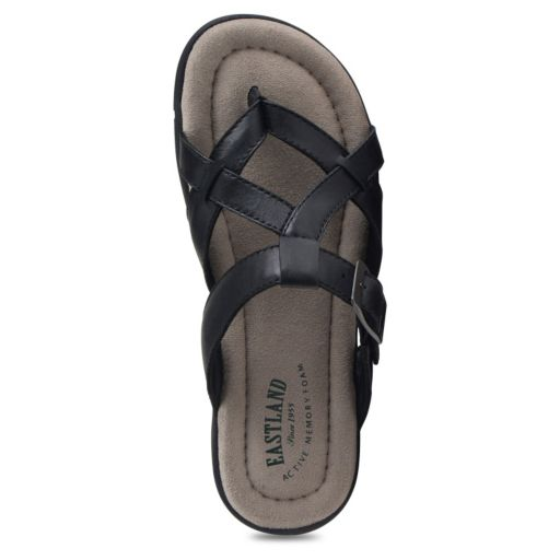 Eastland Pearl Women's Strappy Thong Sandals