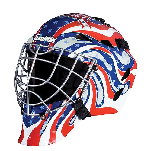 Franklin Sports Glory GFM 1500  Street Hockey Goalie Face Mask - Youth