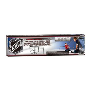 Franklin NHL Mini Street Hockey 2-Goal Set