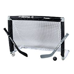 Franklin NHL Mini Street Hockey Goal Set