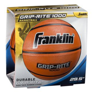 Franklin Sports 29.5-in. Grip-Rite 1000 Basketball - Men's