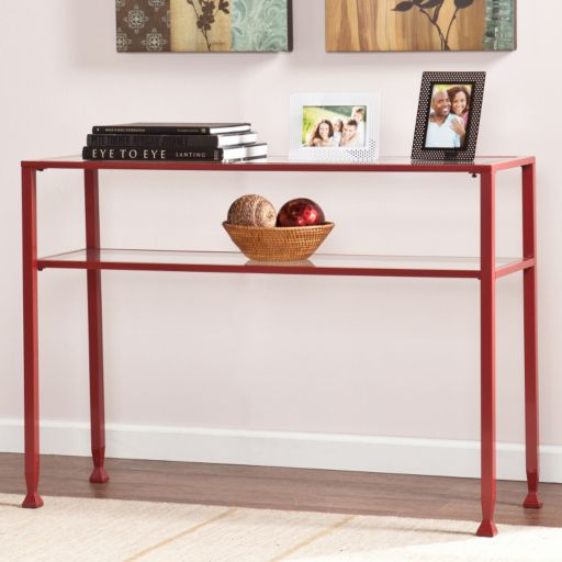 Sullivan Glass Console