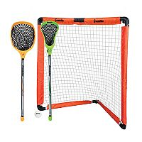 Franklin Sports Lacrosse Goal & Stick Set - Youth
