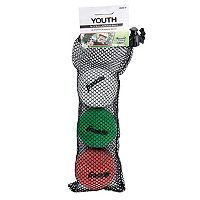 Franklin 3-pk. Lacrosse Balls - Youth