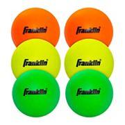 Franklin Sports 6 pk Lacrosse Balls - Youth