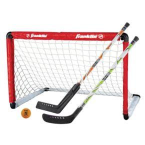 Franklin NHL Street Hockey Goal & Sticks Set - Youth