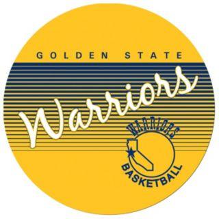 Golden State Warriors Hardwood Classics Chrome Pub Table