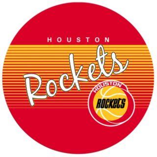 Houston Rockets Hardwood Classics Chrome Pub Table
