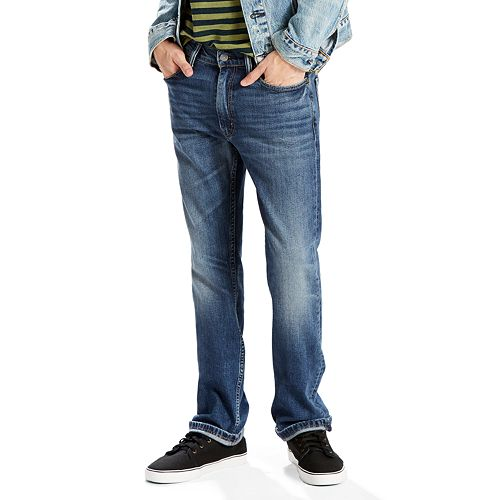 nice shoes diversified in packaging big clearance sale Men's Levi's® 513™ Slim Straight Stretch Jeans