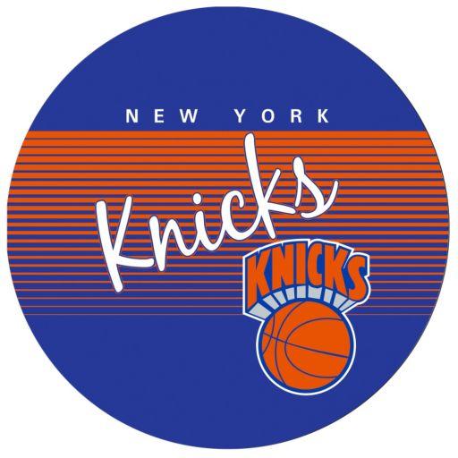 New York Knicks Hardwood Classics Chrome Pub Table