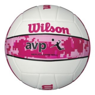 Wilson Camouflage AVP Replica Official Volleyball