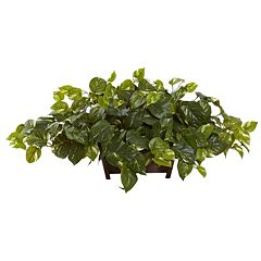 nearly natural Pothos Rectangle Decorative Arrangement