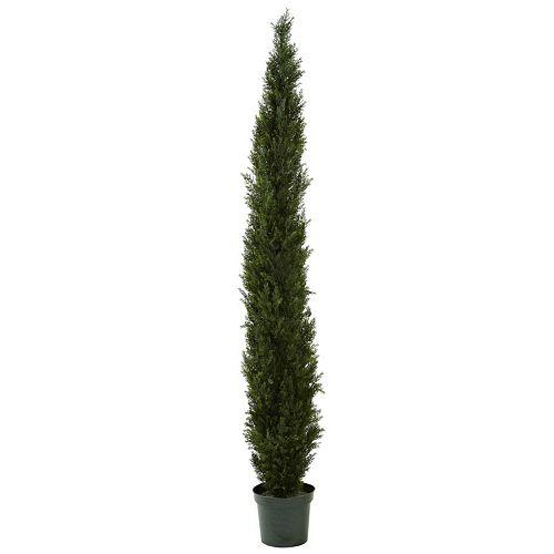 nearly natural 8-ft. Mini Cedar Pine Tree