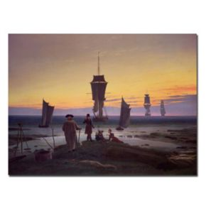 Trademark Fine Art ''The Stages of Life, 1835'' Canvas Wall Art