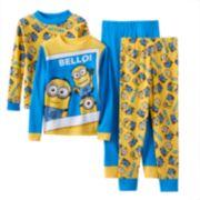 Despicable Me 4-Piece Bello! Pajama Set - Boys 4-10