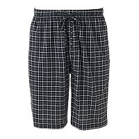 Men's Croft & Barrow® Patterned Knit Jams Shorts
