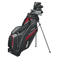 Wilson Pro-Fit XLS Right Hand Golf Club & Bag Set - Men's
