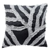 Vue Cersei Ruffled Throw Pillow