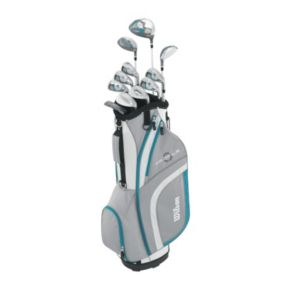 Wilson Profile XLS Right Hand Golf Club and Bag Set - Women's