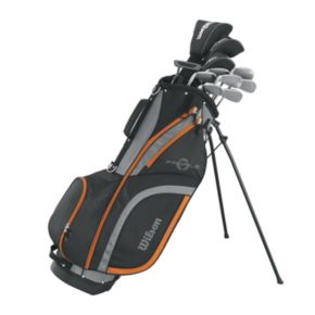 Wilson Profile XLS Right Hand Golf Club & Bag Set - Teen