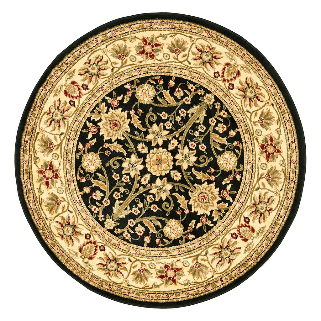 Safavieh Lyndhurst Framed Floral Print Rug