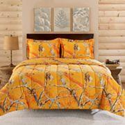 Realtree Camo Comforter Set